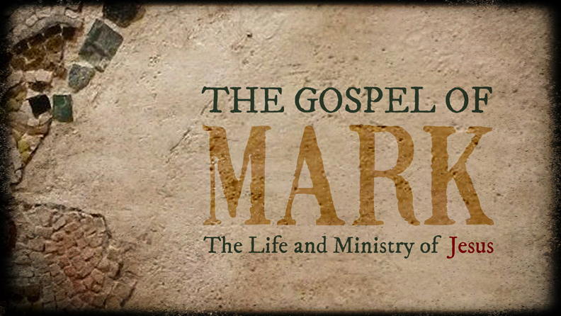 a sermon based on the gospel of mark One of the interesting facts about this brief but to the point record of jesus,  according to the gospel of mark, is the brevity that he used to describe the fact of .