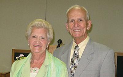 Mervin & Norma Fox Missionaries